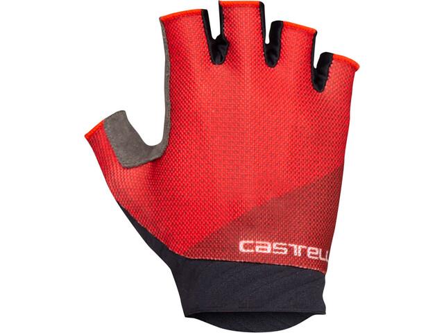 Castelli Roubaix Gel 2 Gloves Women, red